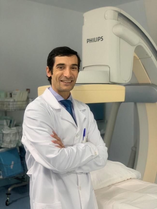 Angiografia de Intervenção